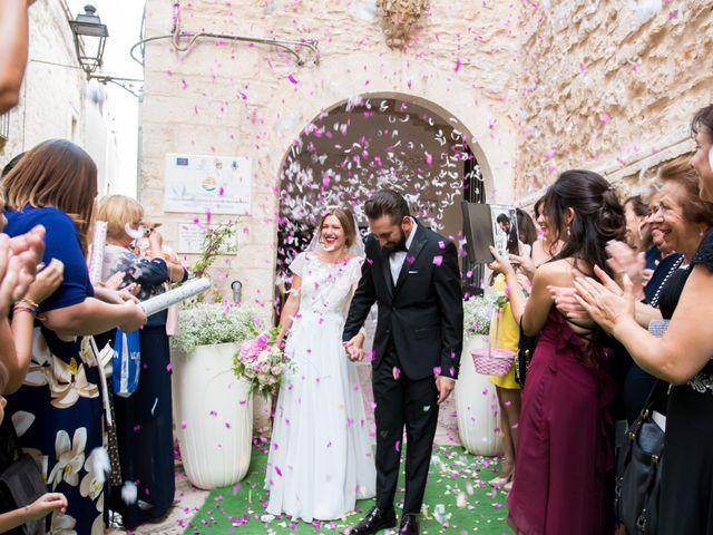 Il matrimonio di Mimmo e Kate a Ceglie Messapica, Brindisi 9