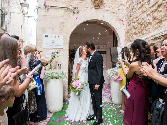 Il matrimonio di Mimmo e Kate a Ceglie Messapica, Brindisi 10