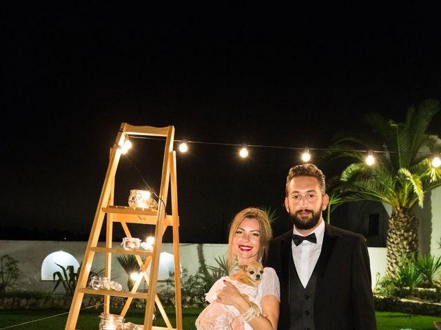 Il matrimonio di Mimmo e Kate a Ceglie Messapica, Brindisi 14