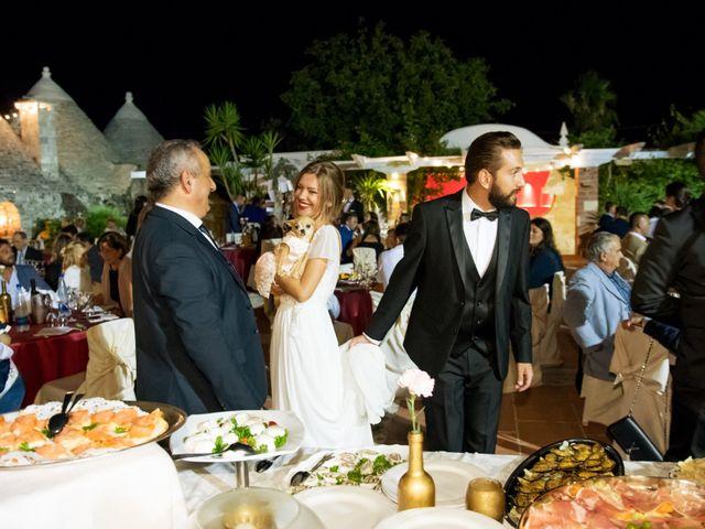 Il matrimonio di Mimmo e Kate a Ceglie Messapica, Brindisi 16