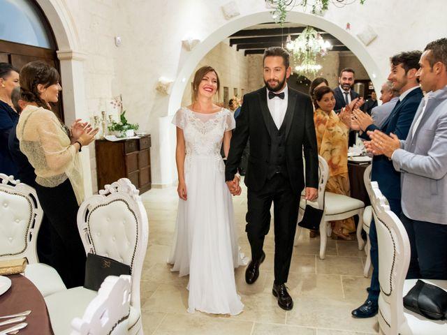 Il matrimonio di Mimmo e Kate a Ceglie Messapica, Brindisi 19
