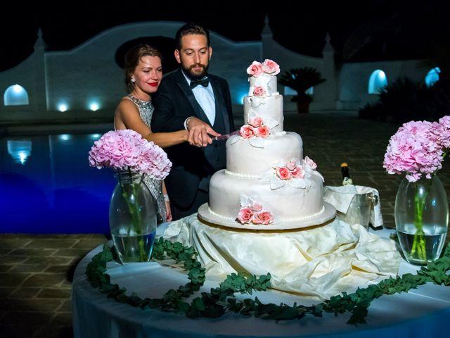 Il matrimonio di Mimmo e Kate a Ceglie Messapica, Brindisi 29