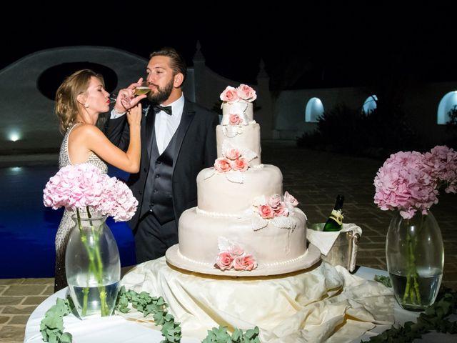 Il matrimonio di Mimmo e Kate a Ceglie Messapica, Brindisi 31