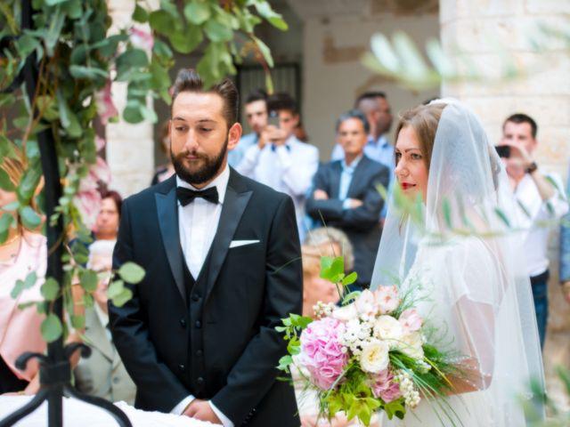 Il matrimonio di Mimmo e Kate a Ceglie Messapica, Brindisi 32