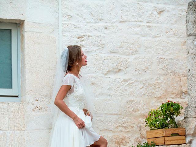 Il matrimonio di Mimmo e Kate a Ceglie Messapica, Brindisi 36