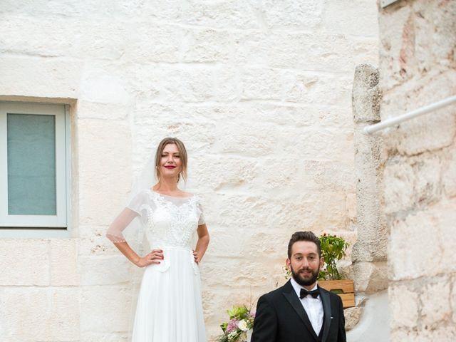 Il matrimonio di Mimmo e Kate a Ceglie Messapica, Brindisi 37