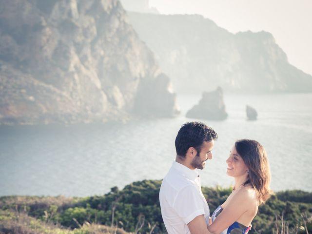Il matrimonio di Diego e Luisella a Alghero, Sassari 13