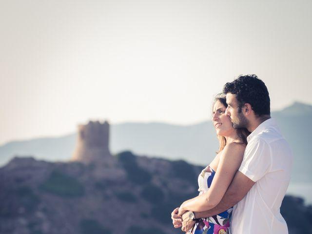 Il matrimonio di Diego e Luisella a Alghero, Sassari 17