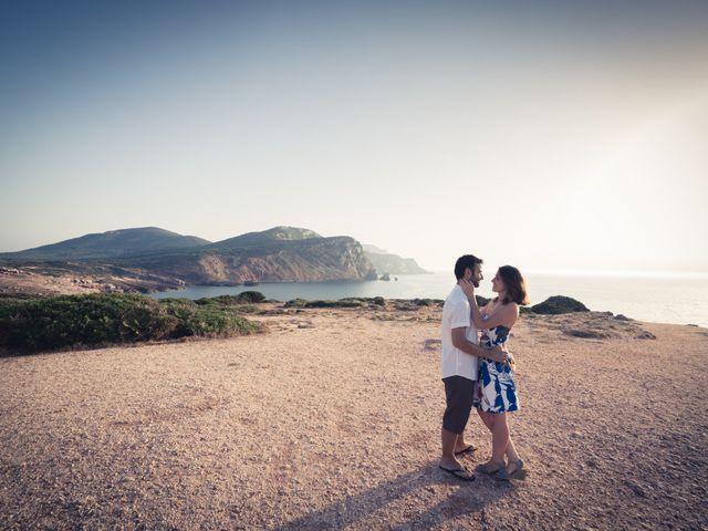 Il matrimonio di Diego e Luisella a Alghero, Sassari 18
