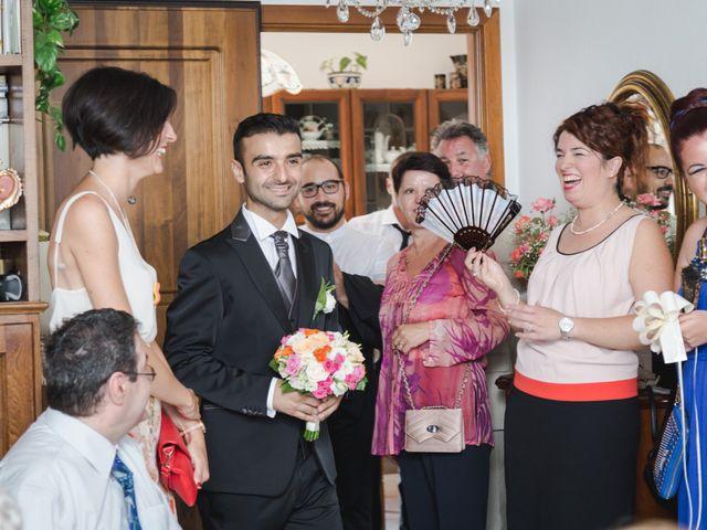 Il matrimonio di Diego e Luisella a Alghero, Sassari 42