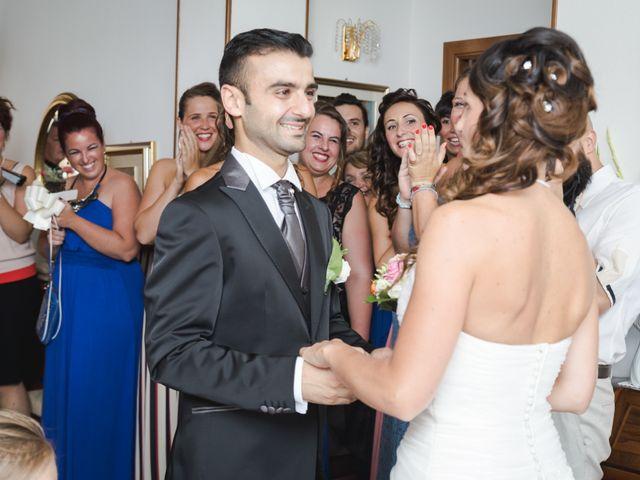 Il matrimonio di Diego e Luisella a Alghero, Sassari 43