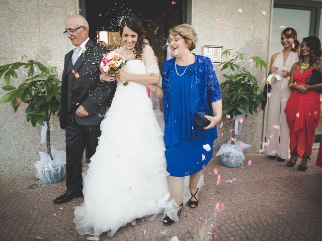 Il matrimonio di Diego e Luisella a Alghero, Sassari 48