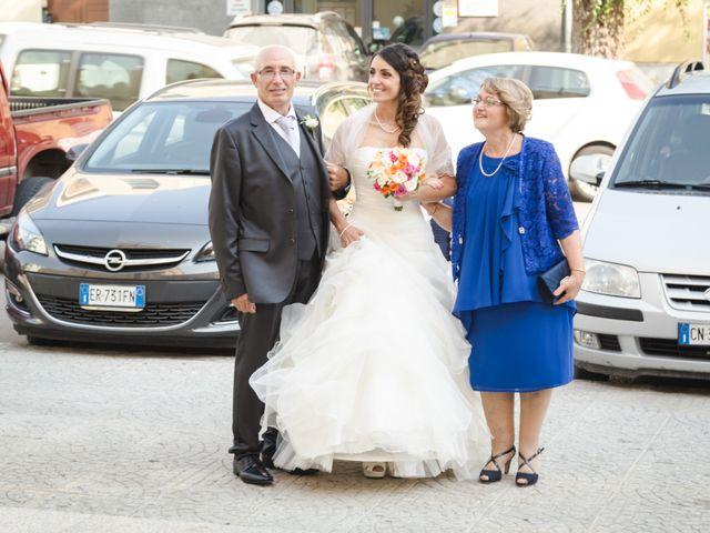 Il matrimonio di Diego e Luisella a Alghero, Sassari 49
