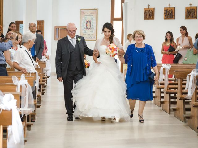 Il matrimonio di Diego e Luisella a Alghero, Sassari 51
