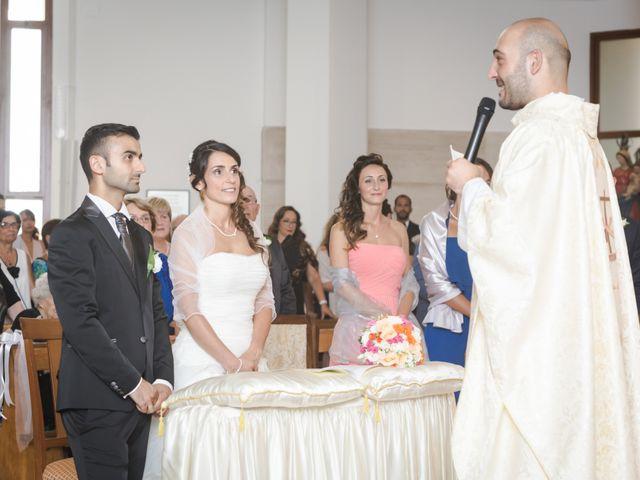 Il matrimonio di Diego e Luisella a Alghero, Sassari 53