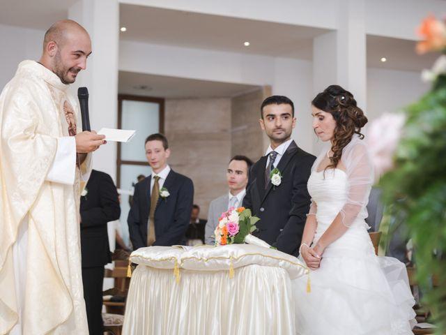 Il matrimonio di Diego e Luisella a Alghero, Sassari 55