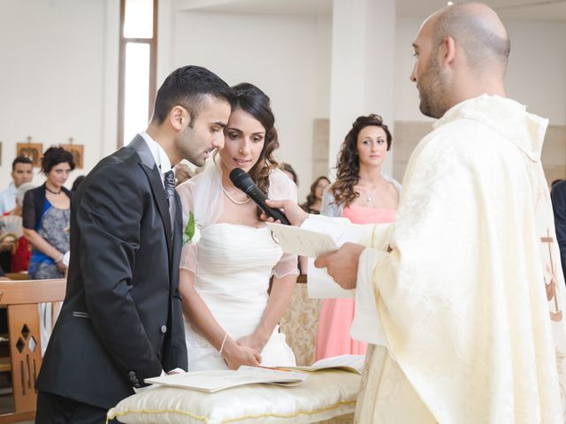 Il matrimonio di Diego e Luisella a Alghero, Sassari 63