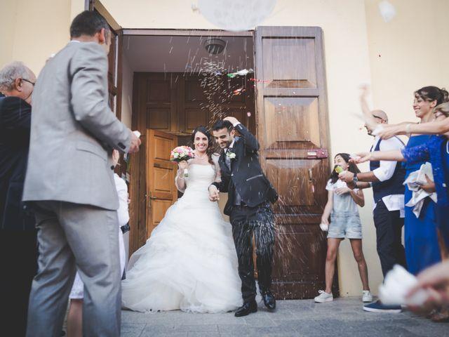 Il matrimonio di Diego e Luisella a Alghero, Sassari 84