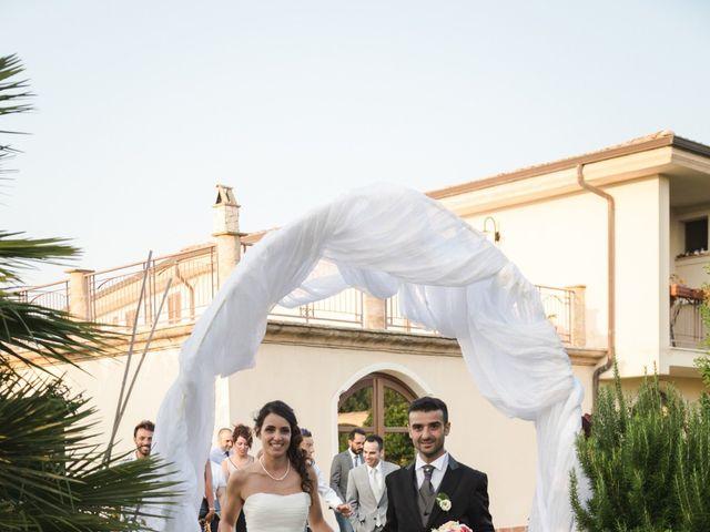 Il matrimonio di Diego e Luisella a Alghero, Sassari 91