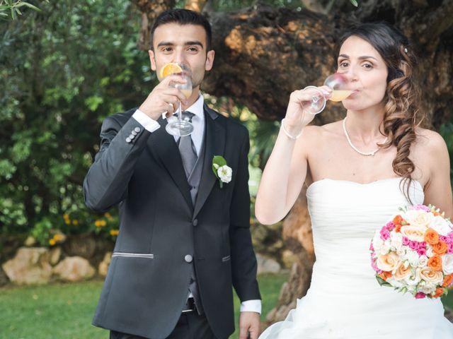 Il matrimonio di Diego e Luisella a Alghero, Sassari 92