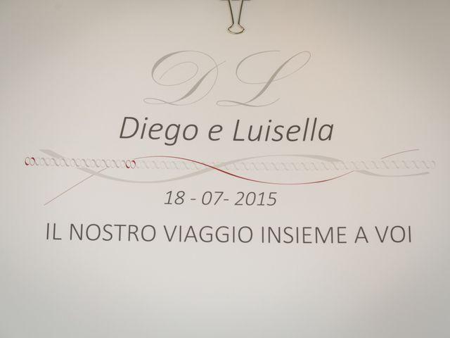Il matrimonio di Diego e Luisella a Alghero, Sassari 94