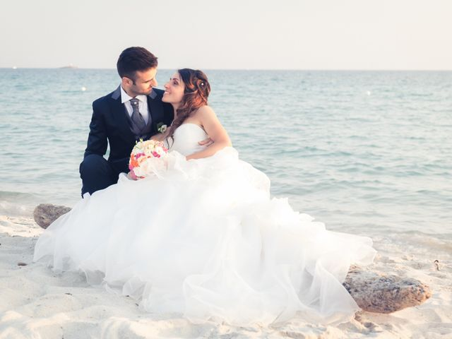 Il matrimonio di Diego e Luisella a Alghero, Sassari 96