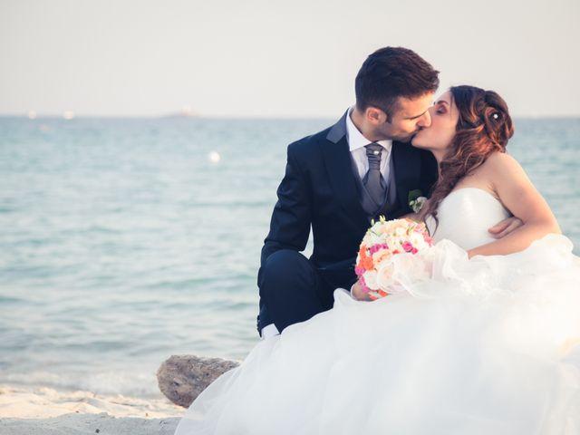 Il matrimonio di Diego e Luisella a Alghero, Sassari 97