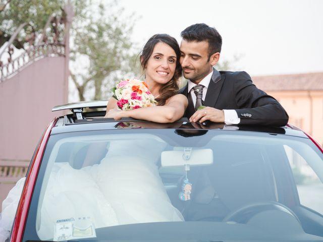 Il matrimonio di Diego e Luisella a Alghero, Sassari 106