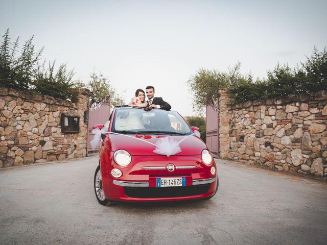 Il matrimonio di Diego e Luisella a Alghero, Sassari 107
