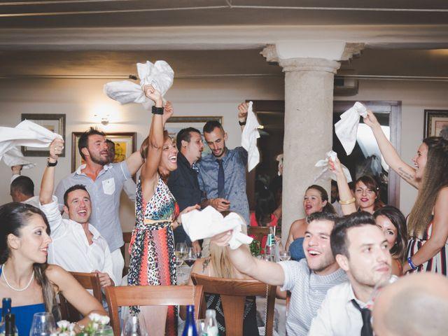 Il matrimonio di Diego e Luisella a Alghero, Sassari 120