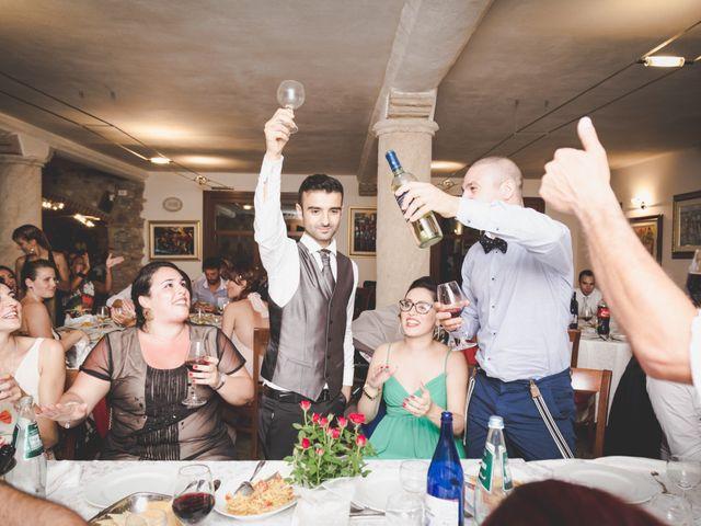 Il matrimonio di Diego e Luisella a Alghero, Sassari 123