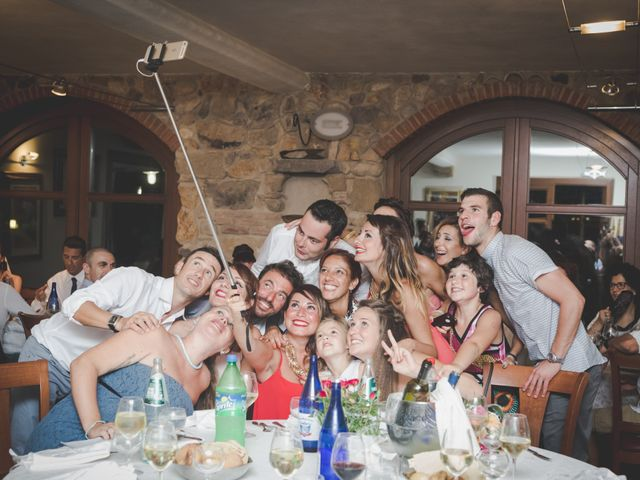 Il matrimonio di Diego e Luisella a Alghero, Sassari 125