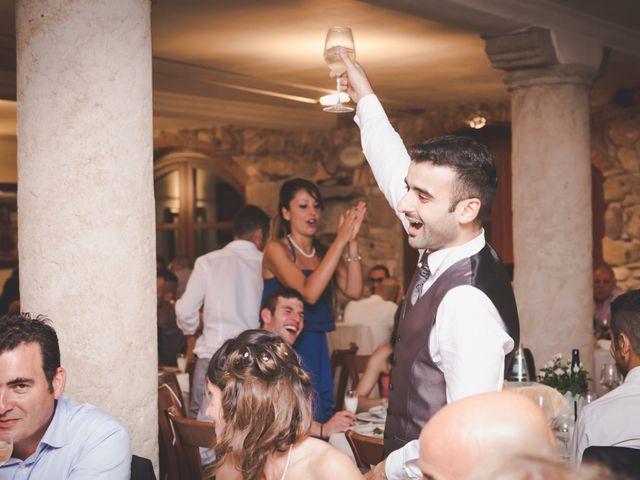 Il matrimonio di Diego e Luisella a Alghero, Sassari 126