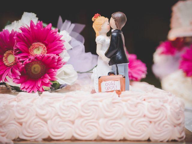 Il matrimonio di Diego e Luisella a Alghero, Sassari 133