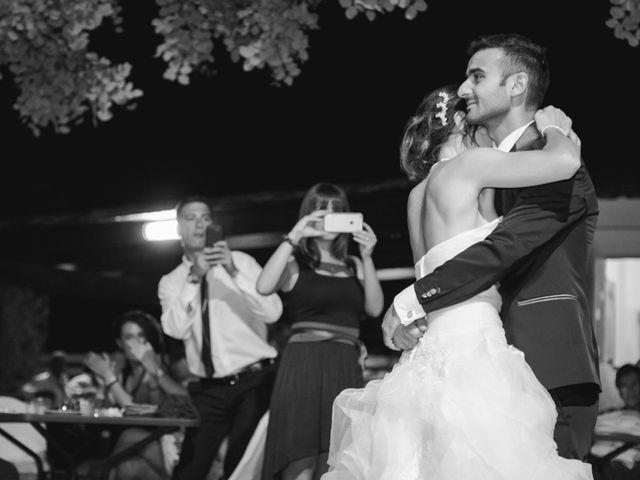 Il matrimonio di Diego e Luisella a Alghero, Sassari 137