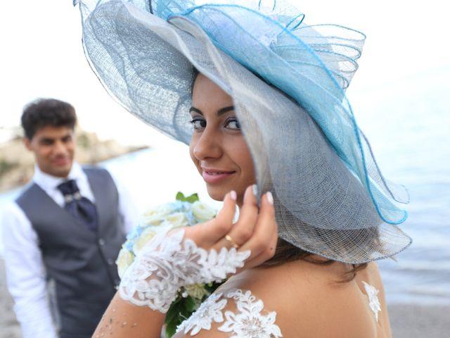 Le nozze di Veronica e Carmine