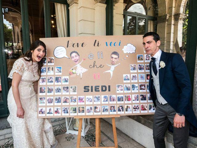 Il matrimonio di Stefano e Anastasija a Monza, Monza e Brianza 19