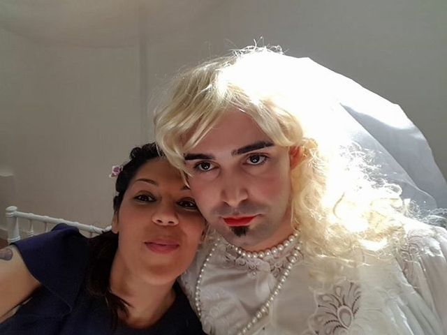Il matrimonio di Melissa Trombini e Salvi Paolo a Voghiera, Ferrara 4