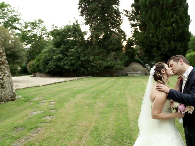 Le nozze di Cristina e Rino