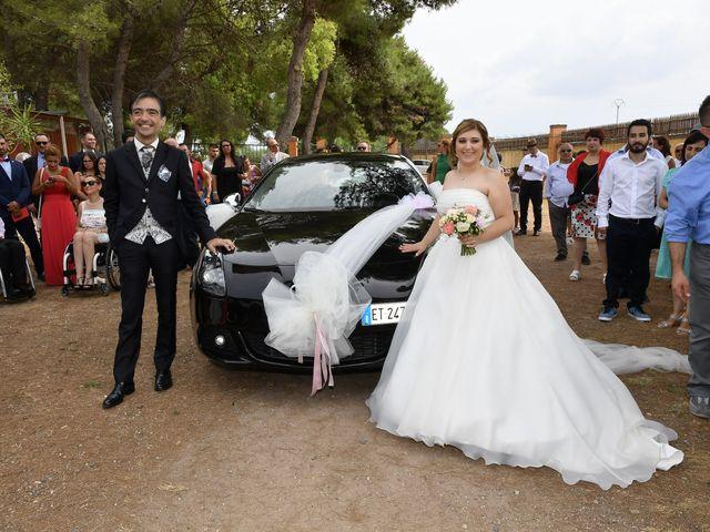 Il matrimonio di Laura e Alessandro a Oristano, Oristano 13