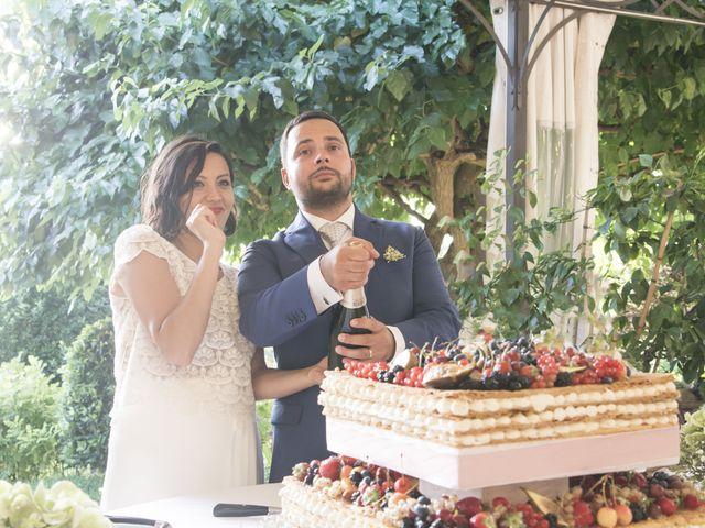 Il matrimonio di Fabio e Valentina a Melizzano, Benevento 49