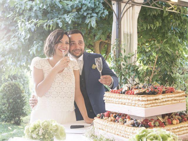 Il matrimonio di Fabio e Valentina a Melizzano, Benevento 51