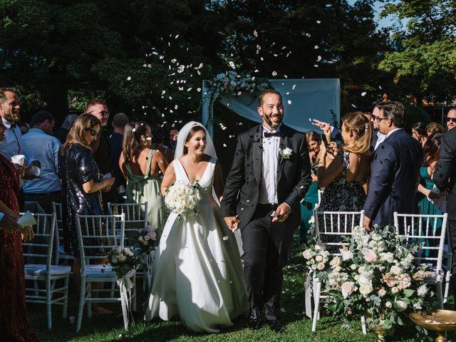 Le nozze di Selena e Pascal