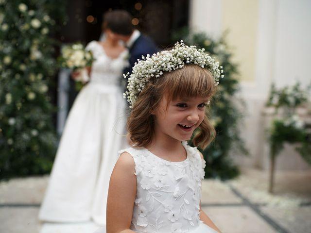Il matrimonio di Roberto e Rosanna a Castel Campagnano, Caserta 15