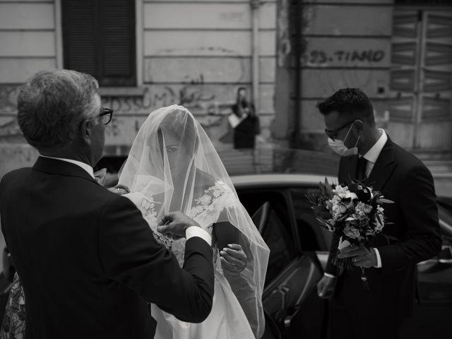 Il matrimonio di Roberto e Rosanna a Castel Campagnano, Caserta 24