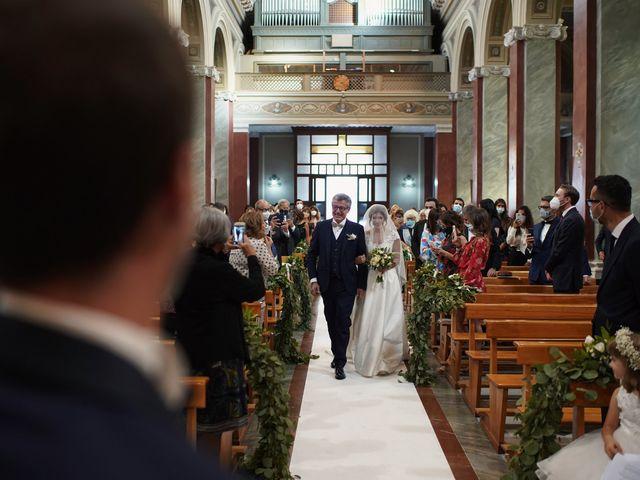 Il matrimonio di Roberto e Rosanna a Castel Campagnano, Caserta 25