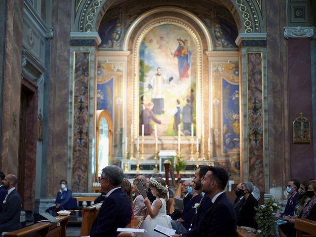 Il matrimonio di Roberto e Rosanna a Castel Campagnano, Caserta 26