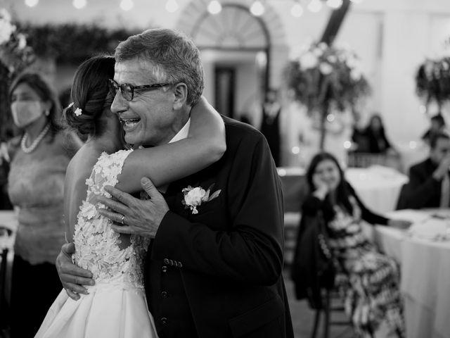 Il matrimonio di Roberto e Rosanna a Castel Campagnano, Caserta 34
