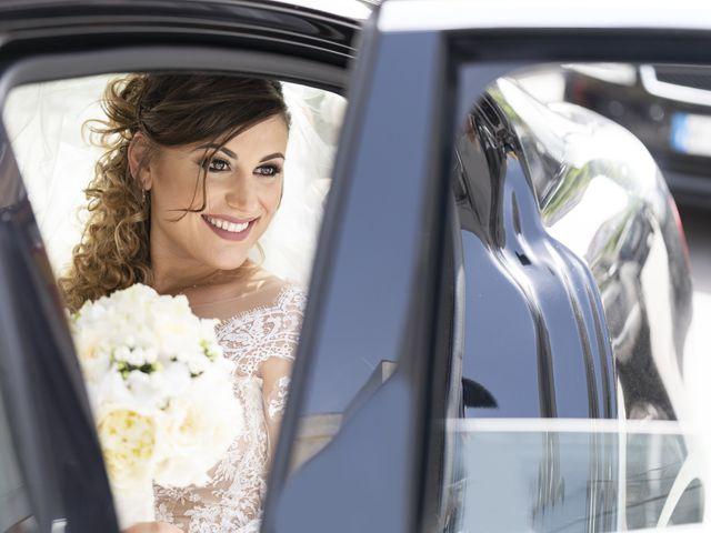 Il matrimonio di Mario e Eleonora a Limatola, Benevento 19
