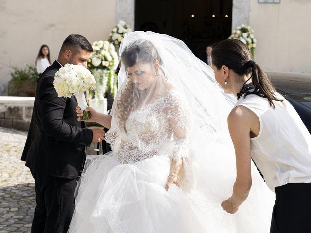 Il matrimonio di Mario e Eleonora a Limatola, Benevento 20